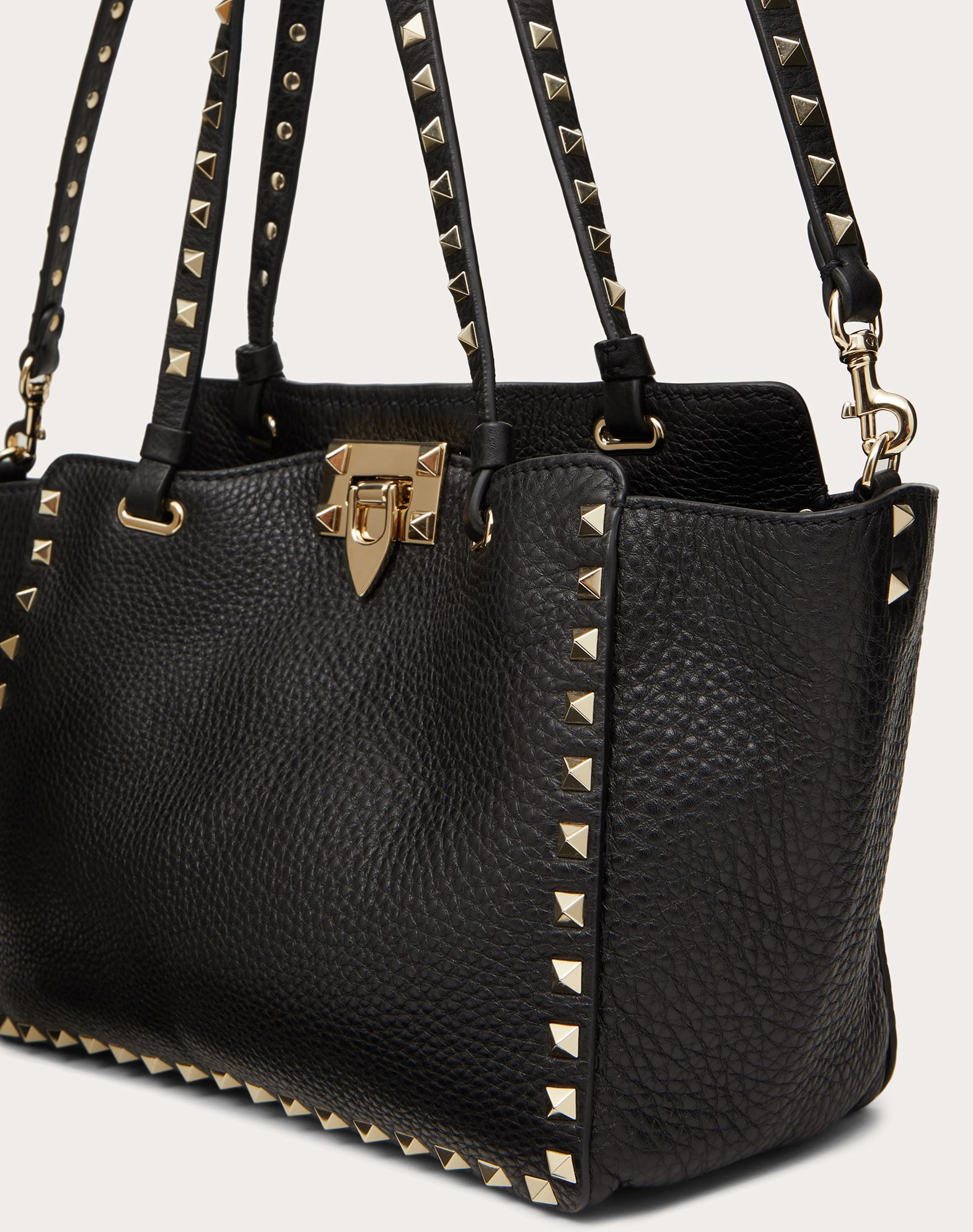 VALENTINO GARAVANI Rockstud Small Bag Tote D a