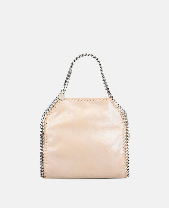 Redwood Falabella Shiny Dotted Mini Tote