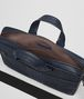 BOTTEGA VENETA PRUSSE INTRECCIATO AURELIO CALF BRIEFCASE Business bag Man dp
