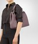 BOTTEGA VENETA BORSA GARDA MEDIA IN INTRECCIATO NAPPA GLICINE Shoulder Bag Donna ap
