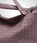 BOTTEGA VENETA BORSA GARDA MEDIA IN INTRECCIATO NAPPA GLICINE Shoulder Bag Donna ep