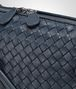 BOTTEGA VENETA DENIM INTRECCIATO NAPPA LEATHER NODINI BAG Crossbody bag D ep