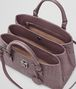 BOTTEGA VENETA SMALL ROMA BAG IN GLICINE INTRECCIATO CALF Top Handle Bag Woman dp