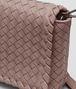 BOTTEGA VENETA MEDIUM CLUTCH BAG IN DESERT ROSE INTRECCIATO NAPPA LEATHER Clutch Woman ep
