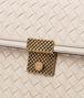 BOTTEGA VENETA SMALL MESSENGER BAG IN CAMEO INTRECCIATO NAPPA Crossbody bag Woman ep