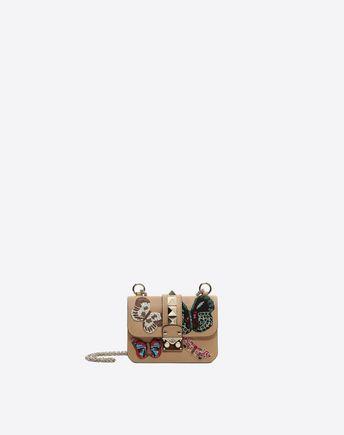 VALENTINO Mini Chain Cross Body Bag 45352711AD