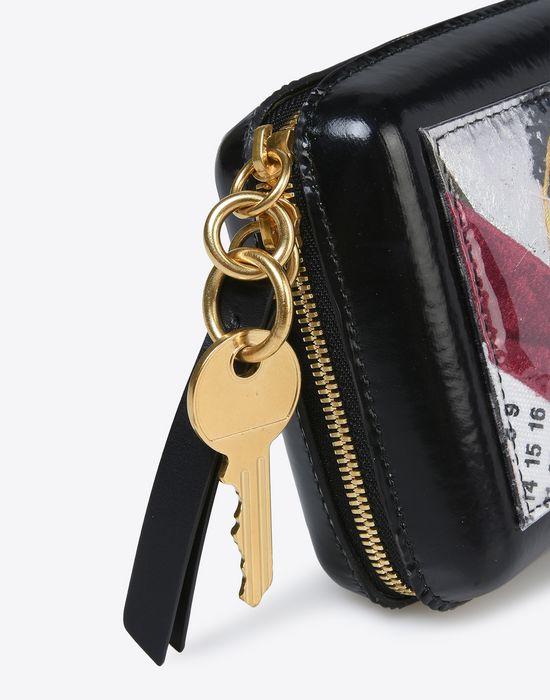 MAISON MARGIELA Patchwork pouch Clutch Woman e