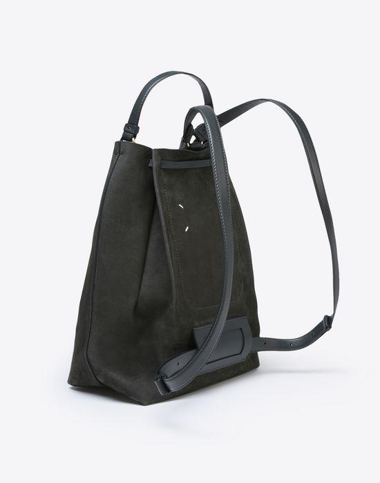 MAISON MARGIELA Suede calfskin backpack Backpack D r