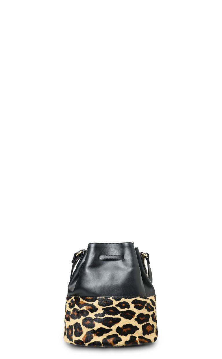 JUST CAVALLI Bucket bag with shoulder strap Crossbody Bag Woman e