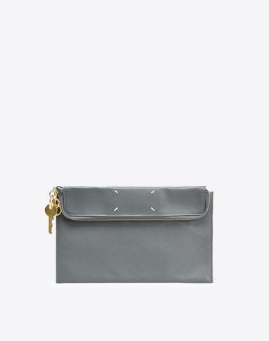MAISON MARGIELA Fanny pack D Calfskin belt bag f