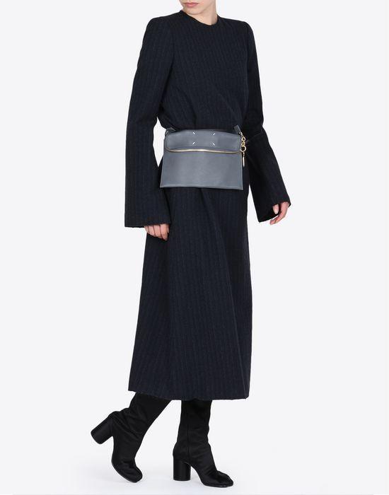 MAISON MARGIELA Calfskin belt bag Fanny pack Woman b