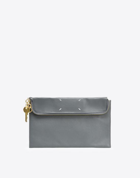 MAISON MARGIELA Calfskin belt bag Fanny pack Woman f