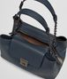 BOTTEGA VENETA KYOTO BAG IN DENIM CALF Shoulder Bags Woman dp