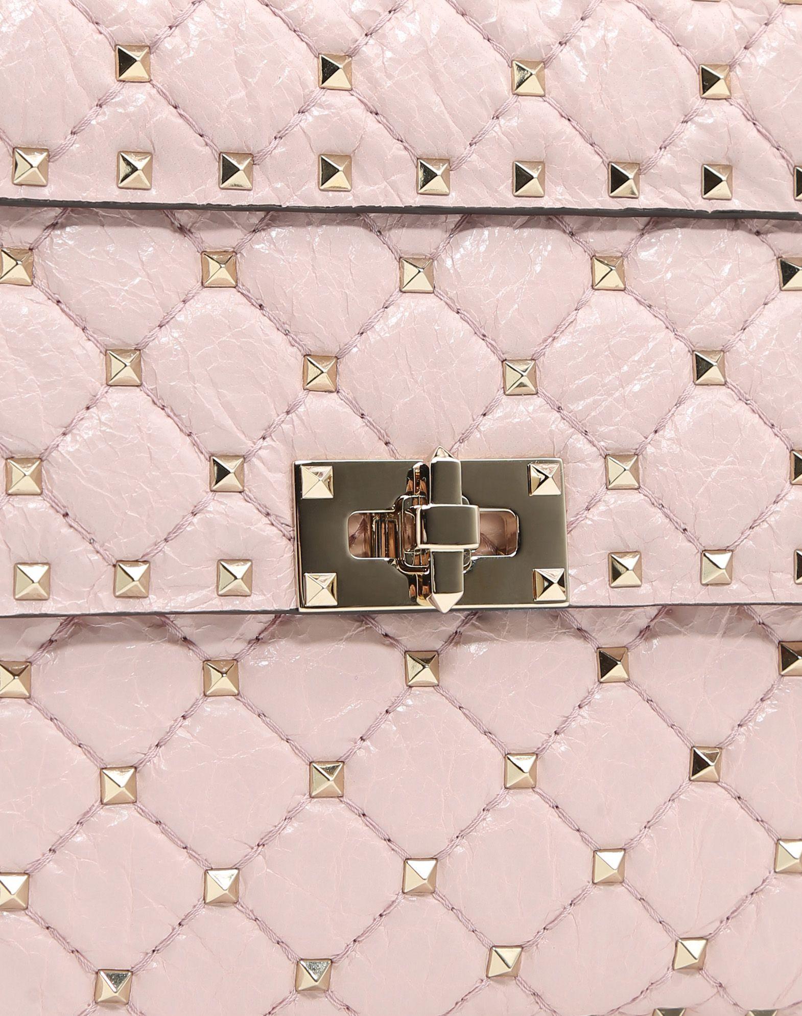 VALENTINO GARAVANI Rockstud Spike Medium Chain Bag Shoulder bag D b