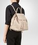 BOTTEGA VENETA MEDIUM BACKPACK IN CAMEO CERVO Crossbody bag Woman ap