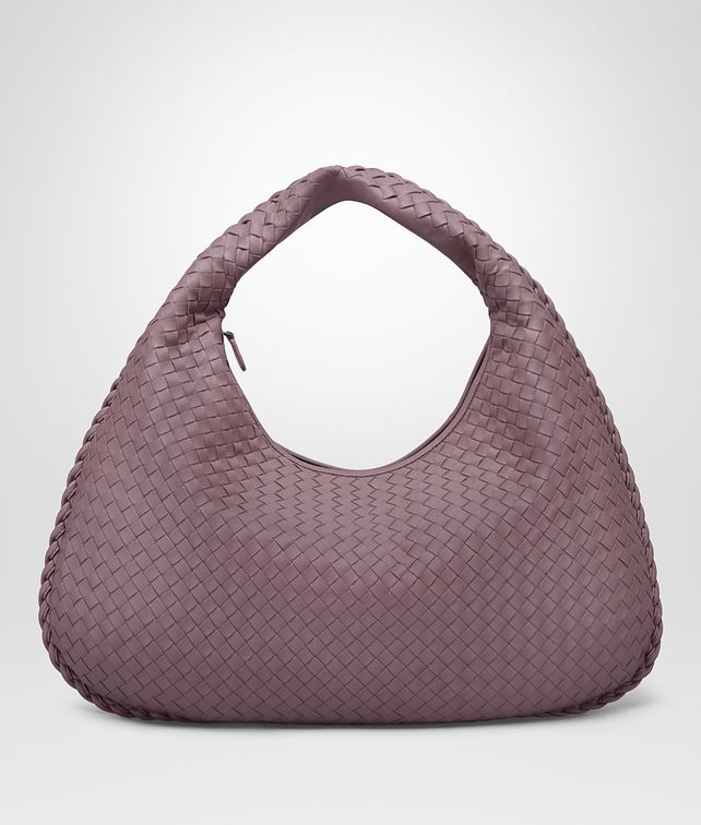 BOTTEGA VENETA LARGE VENETA BAG IN GLICINE INTRECCIATO NAPPA Shoulder Bag Woman fp