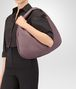 BOTTEGA VENETA LARGE VENETA BAG IN GLICINE INTRECCIATO NAPPA LEATHER Shoulder or hobo bag D ap