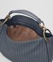 BOTTEGA VENETA MEDIUM LOOP BAG IN KRIM INTRECCIATO NAPPA Shoulder or hobo bag D dp