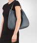 BOTTEGA VENETA MEDIUM LOOP BAG IN KRIM INTRECCIATO NAPPA Shoulder or hobo bag Woman lp