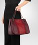 BOTTEGA VENETA MEDIUM TOTE BAG IN GLICINE BAROLO EMBROIDERED NAPPA LEATHER Tote Bag Woman ap