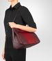 BOTTEGA VENETA MEDIUM TOTE BAG IN GLICINE BAROLO EMBROIDERED NAPPA LEATHER Tote Bag D lp