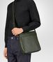 BOTTEGA VENETA MESSENGER BAG IN MOSS INTRECCIATO VN Messenger Bag U ap