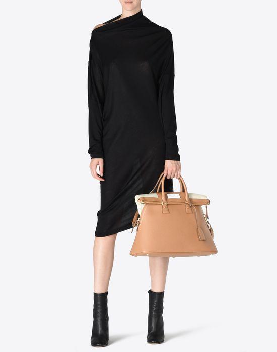 MAISON MARGIELA Large 5AC in calfskin Handbag D b