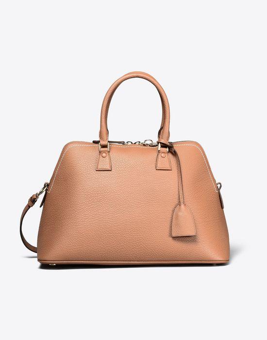 MAISON MARGIELA Large 5AC in calfskin Handbag Woman f