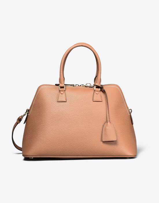 MAISON MARGIELA Large 5AC in calfskin Handbag D f