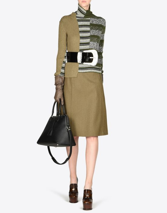 MAISON MARGIELA Large 5AC in calfskin Handbag [*** pickupInStoreShipping_info ***] b
