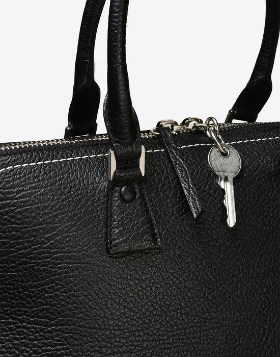MAISON MARGIELA Large 5AC in calfskin Handbag D e