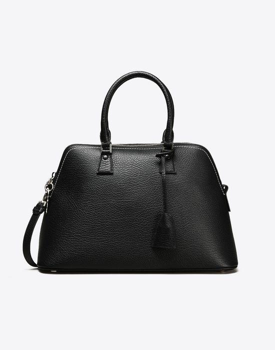 MAISON MARGIELA Large 5AC in calfskin Handbag [*** pickupInStoreShipping_info ***] f
