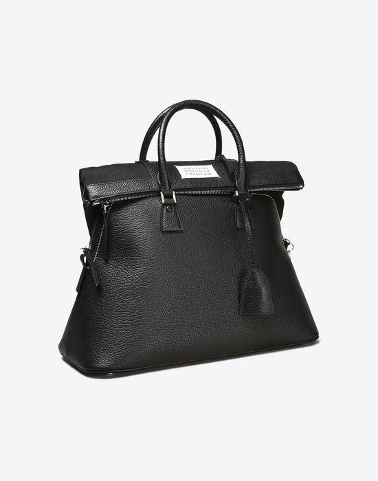 MAISON MARGIELA Large 5AC in calfskin Handbag [*** pickupInStoreShipping_info ***] r