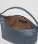 BOTTEGA VENETA SMALL SHOULDER BAG IN KRIM INTRECCIATO NAPPA Shoulder or hobo bag Woman dp