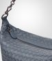 BOTTEGA VENETA SMALL SHOULDER BAG IN KRIM INTRECCIATO NAPPA LEATHER Shoulder or hobo bag D ep