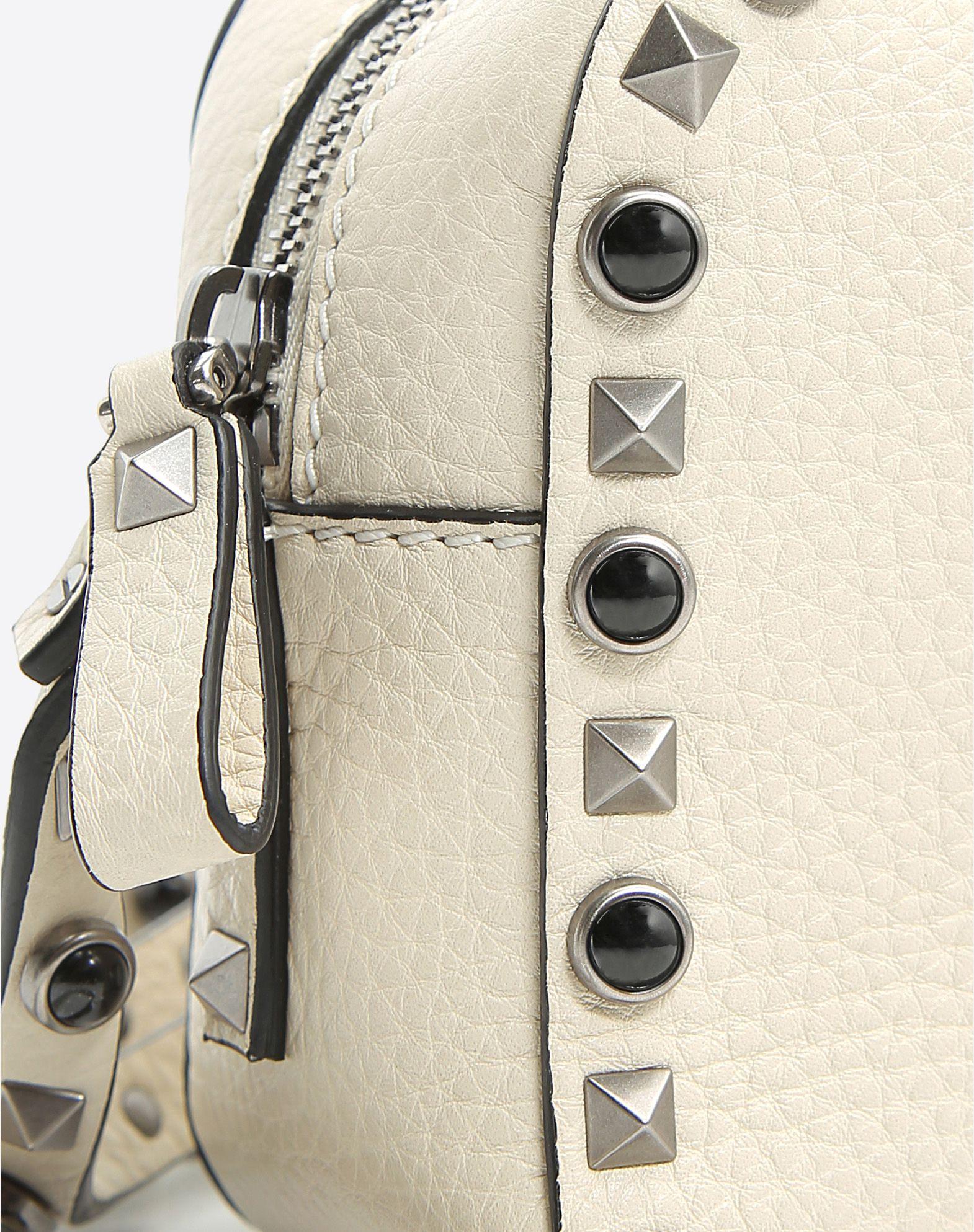 VALENTINO GARAVANI Rockstud Rolling Cross Body Bag CROSS BODY BAG D b