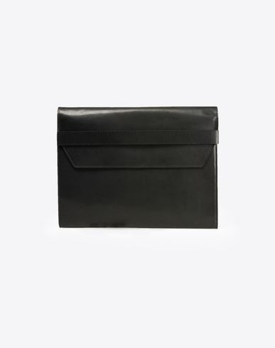 MAISON MARGIELA 11 Briefcase U Calfskin document holder f