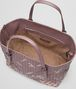 BOTTEGA VENETA BORSA SHOPPING MEDIA IN NAPPA GLICINE Borsa Shopping D dp