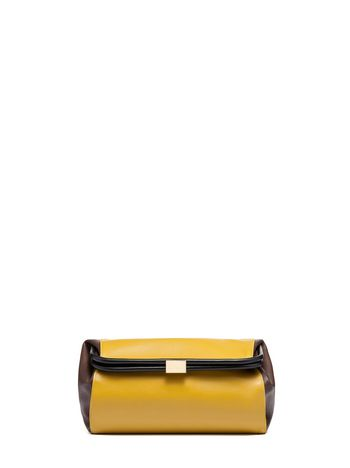 Marni LADY FRAME bag in matte nappa leather Woman