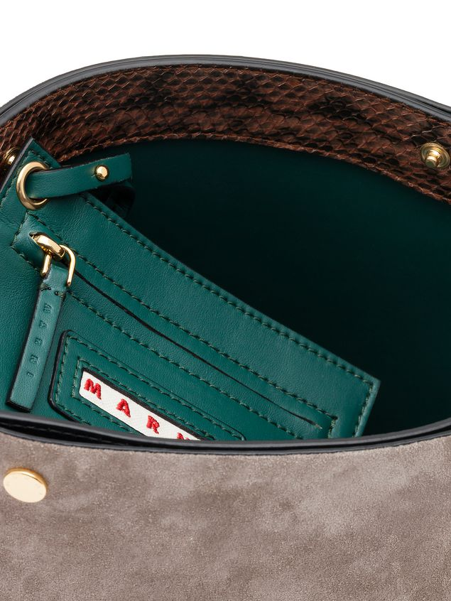 31da2c10 BUCKET Bag Split Leather from the Marni Spring/Summer 2019 ...