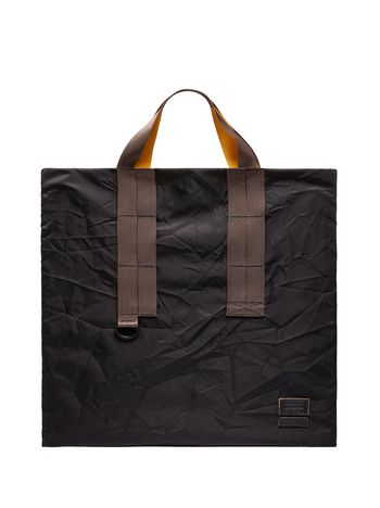 Marni PORTER shopping bag in nylon Man