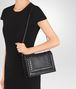 BOTTEGA VENETA NERO NAPPA LEATHER MONTEBELLO CLUTCH Clutch D lp