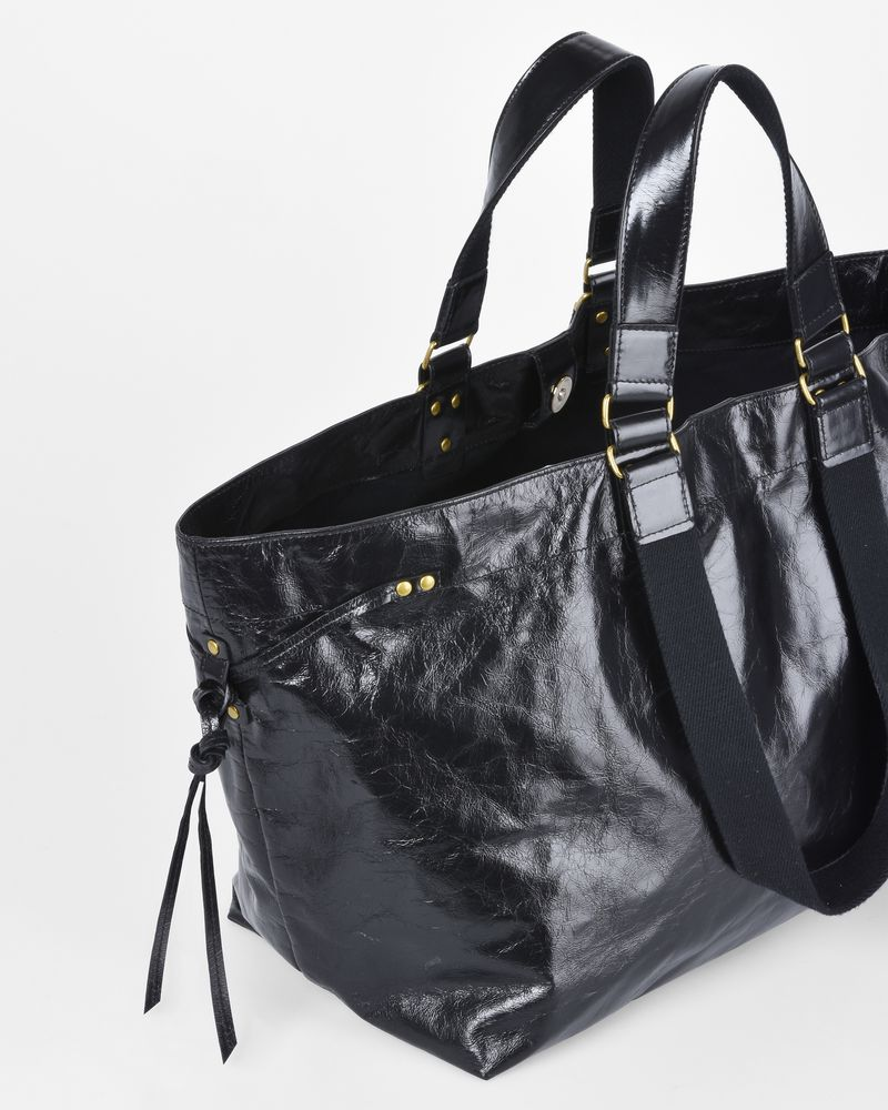 Bagya Ed Leather Per Bag Isabel Marant