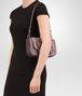 BOTTEGA VENETA SMALL DOPPIA BAG IN GLICINE INTRECCIATO NAPPA Shoulder Bag Woman lp