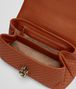 BOTTEGA VENETA OLIMPIA KNOT IN CALVADOS EMBROIDERED CALF Shoulder or hobo bag Woman dp