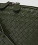 BOTTEGA VENETA MESSENGER BAG IN MOSS INTRECCIATO NAPPA Crossbody bag D ep