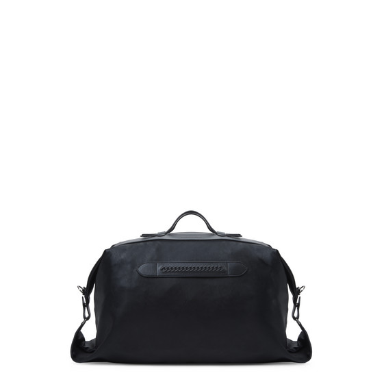 Black Alter Nappa Falabella Bowling Bag