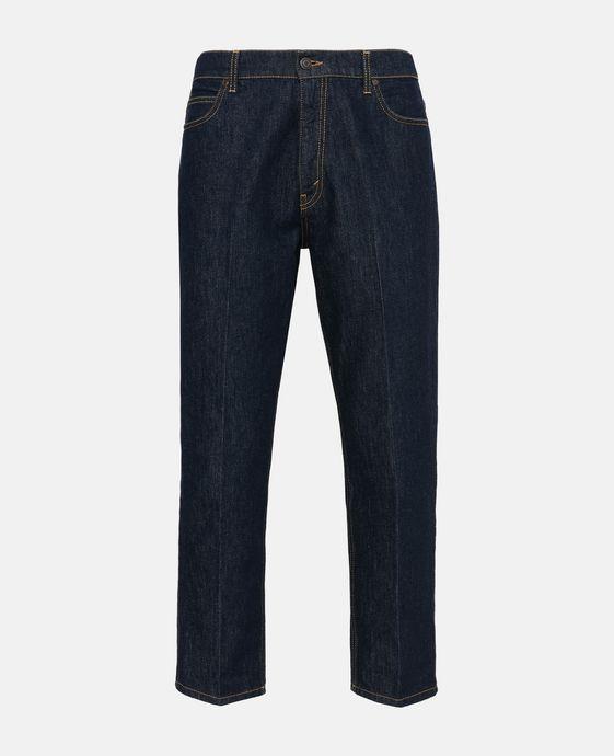 STELLA McCARTNEY MEN Dark Denzel Carrot Jeans Men Tapered U c