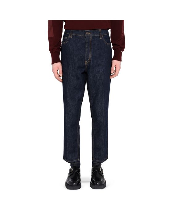 STELLA McCARTNEY MEN Dark Denzel Carrot Jeans Men Tapered U i