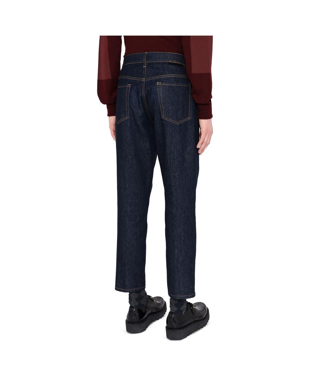 Dark Denzel Carrot Jeans - STELLA McCARTNEY MEN